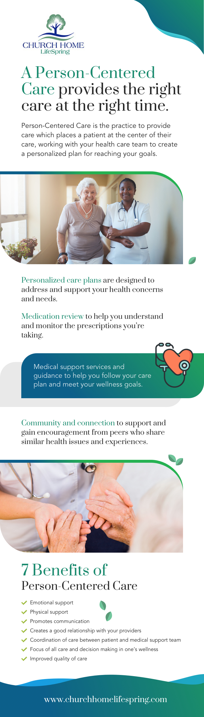 Church Home LifeSpring - Person Centered Care Infograohic_March 2020